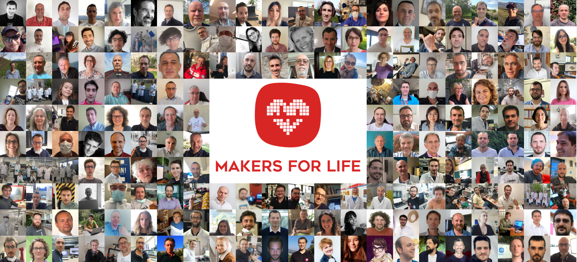 Makers for Life : Histoire d'un collectif